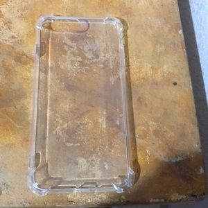 Clear Apple IPhone 8+ Case